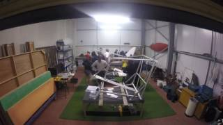 Microlight Project Build Video 1: 1 November 2016