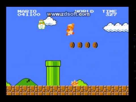 El Juego Mas Viejo Que Mi Abuela Mario Bros 1 Youtube