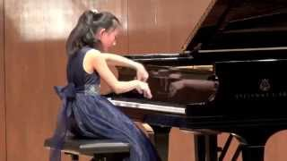 Beethoven Sonata No. 9 in E Major, Op.14, No.1 by Felicia He (Age 11)