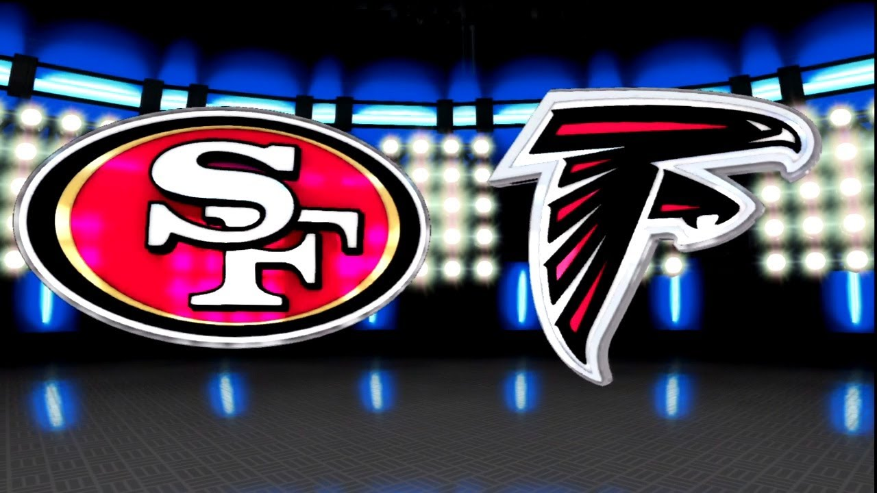 Image result for 49ers vs. Falcons