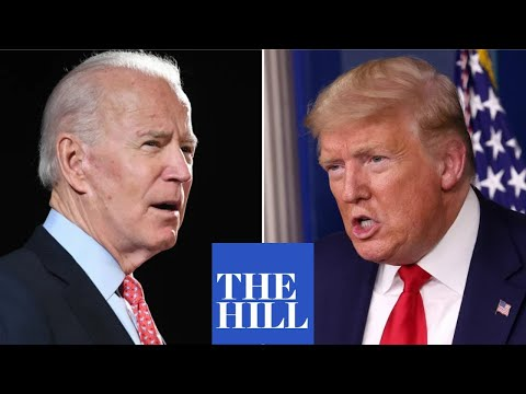 Biden sees Trump rematch as real possibility