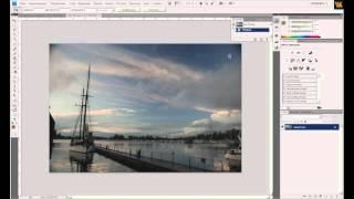Работа с фоторедакторами. Adobe Photoshop. Фотошоп .Урок 1. Горизонт и кропирование.