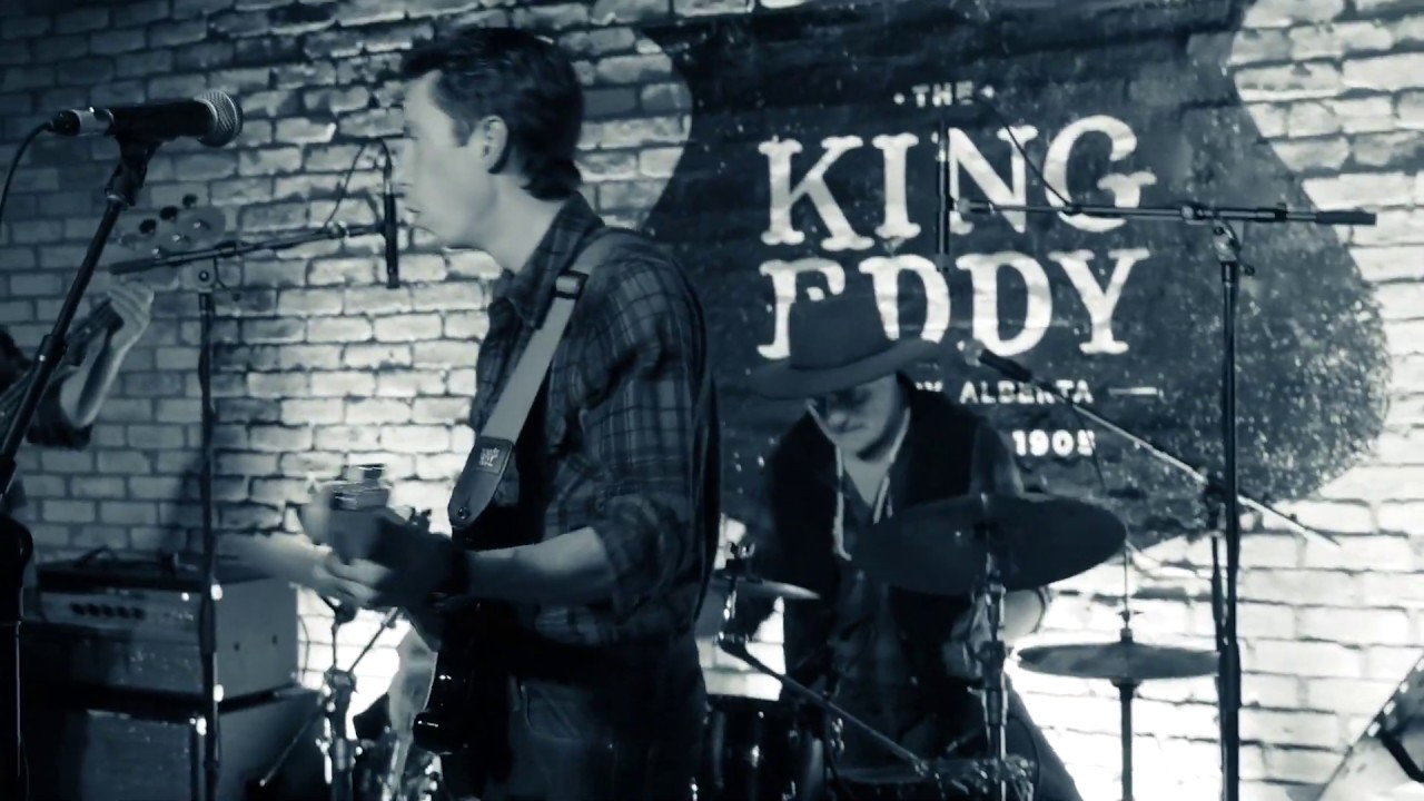 """Jack Lumber Band perform """"Watch It Go"""" live at the King Eddy"""