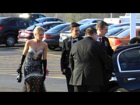 Plymouth High School Prom 2015