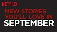 New to Netflix Canada | September | Netflix - Продолжительность: 2 минуты 50 секунд