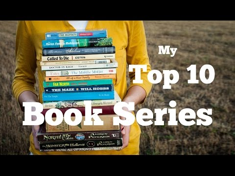 Top 10 Book Series / to read in 2017 Mp3