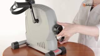 Видео-обзор педального тренажера со счетчиком каллорий CF 09 8068