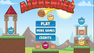 Friv 1000 Walkthrough Online Games To Play Air Bender for kids