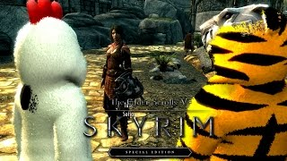 Skyrim Special Edition The Forgotten City Mod! Pt 2
