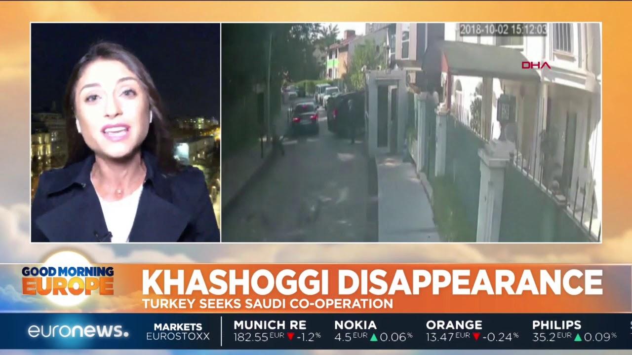 #GME | Europe demands 'credible investigation' into Khashoggi disappearance