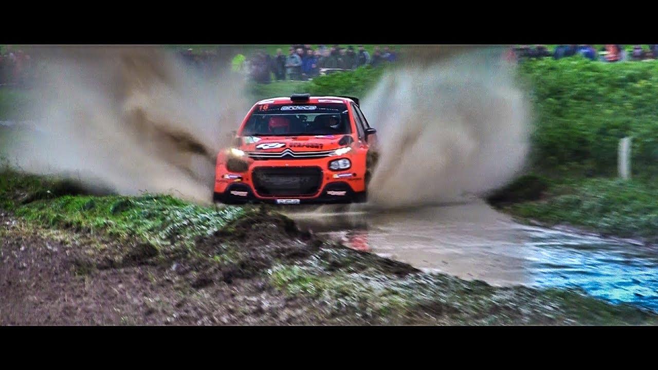 Rallye du Condroz 2019 | Davy Vanneste - Kris D'alleine | Citroën C3 R5