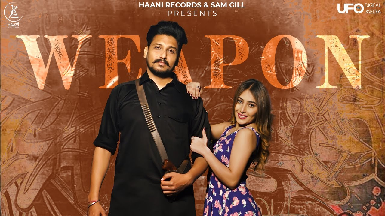 Download Weapon (Official Video) R Walia | Latest Punjabi Songs 2021 | New Punjabi Song 2021 | Haani Records