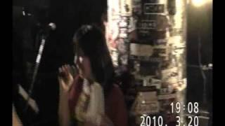 2010/3/20に行われた 松江B1での Retrock Night SP から3曲目.