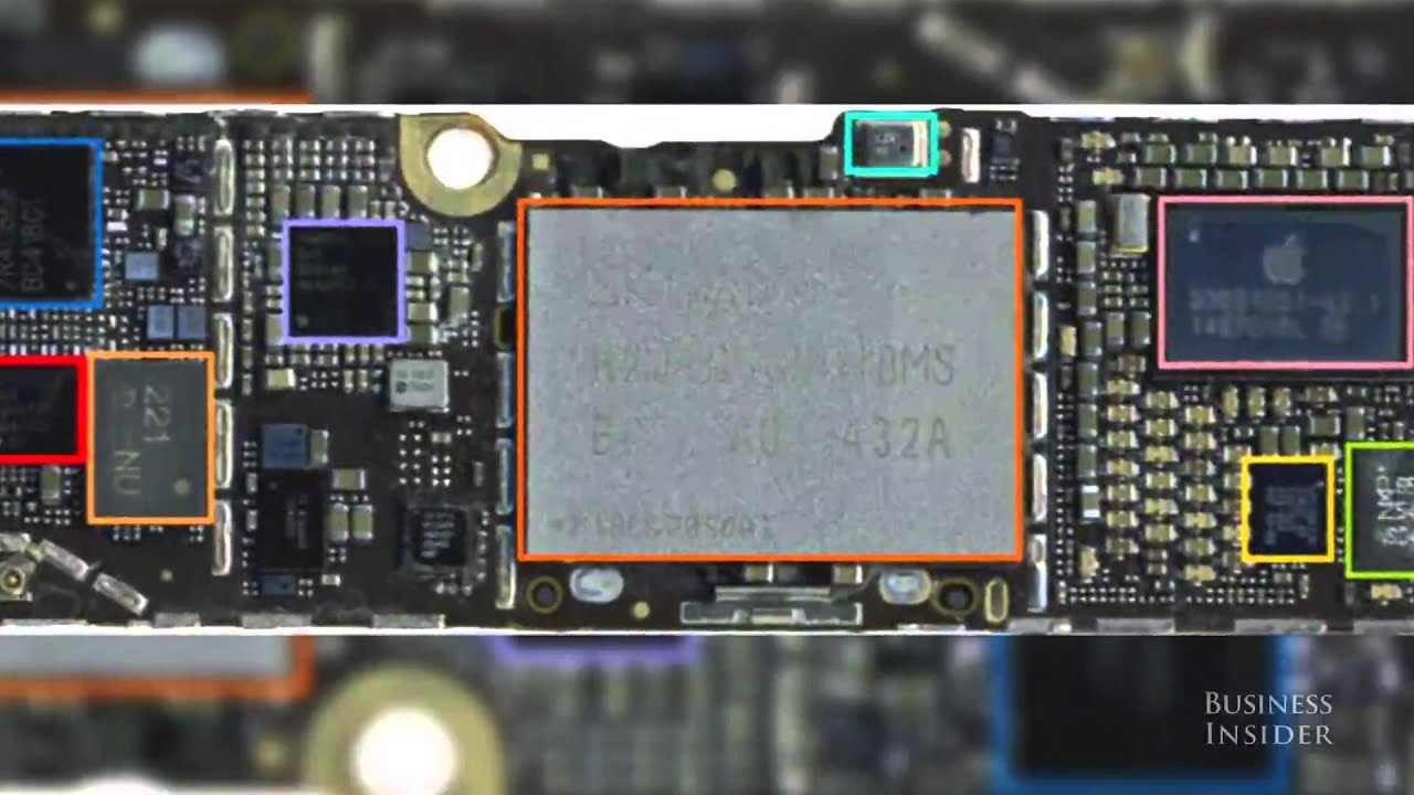 Logic Wallpaper Iphone 6 Inside The Giant Iphone 6 Plus Teardown Reveals It Cost