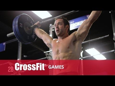 Rich Froning's 225-lb. Isabel