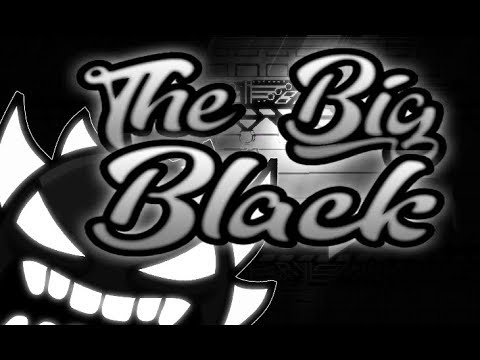 Geometry Dash - The Big Black 100% (Extreme demon) by Nautilus2K/Zylenox (Live)