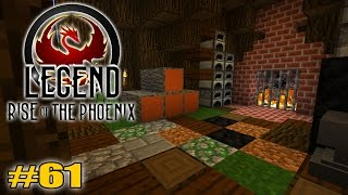 GRIEFER unterwegs! Mehrfach! - Minecraft Legend #61 - Rise of the Phoenix