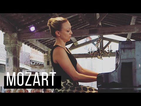 Kara Huber - Mozart Sonata in C Major K330