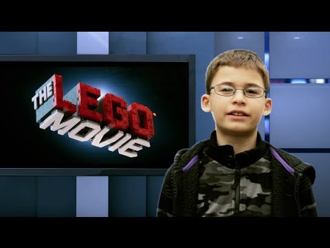 The Kid Reviews : The Lego Movie