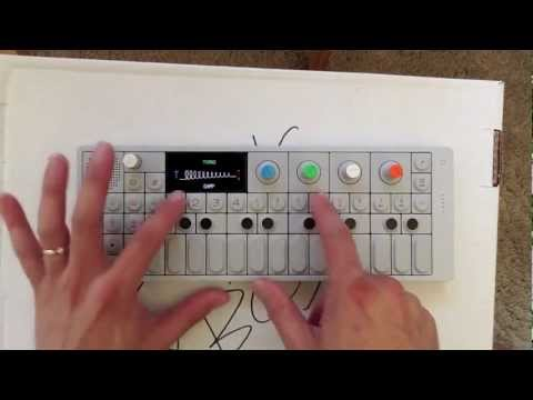 OP-1 Tutorial: Making a Remix - Part One
