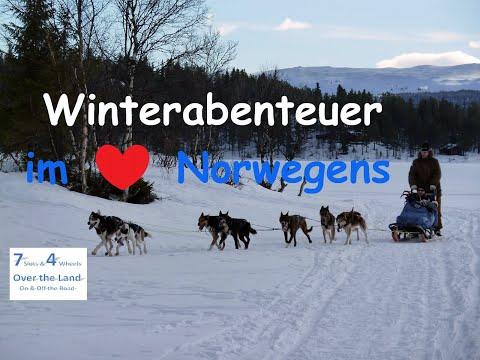 Winterabenteuer im Herzen Norwegens