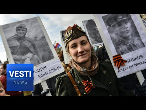 Russia by the Numbers: The Immortal Regiment and It's Support Among Russian Society