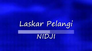 Download Mp3 Nidji - Laskar Pelangi Karaoke Hd