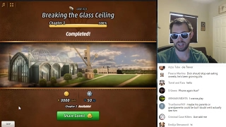 Criminal Case Mysteries of the Past - Case #13 - Breaking the Glass Ceiling - Chapter 1