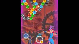 Bubble Witch Saga 3 Level 627 - NO BOOSTERS 🐈 (FREE2PLAY-VERSION) | SKILLGAMING ✔️