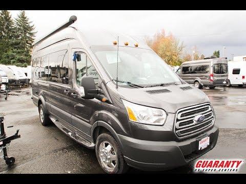 2018 Coachmen Crossfit 22 DF Class B Camper Van Video Tour • Guaranty.com