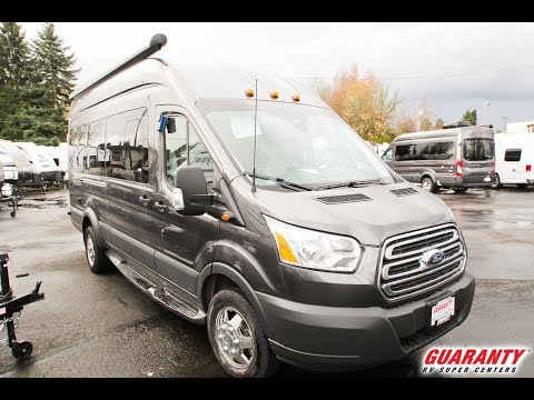 2018 Coachmen Crossfit 22 DF Class B Camper Van Video Tour • Guaranty.com