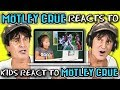 watch he video of MÖTLEY CRÜE REACTS TO KIDS REACT TO MÖTLEY CRÜE