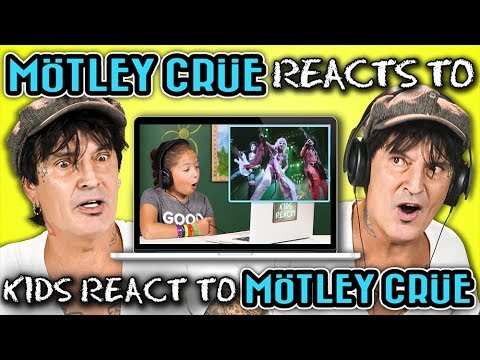 Temple - Tommy Lee Reacts To Kids Listening To Motley Crue
