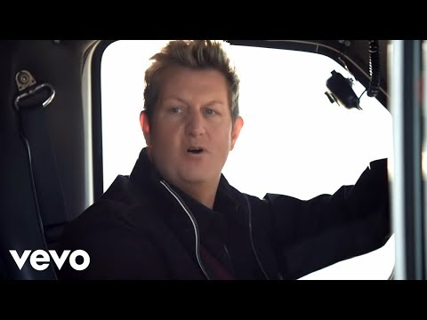 Music video Rascal Flatts - Banjo