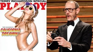 Why did Playboy hire Terry Richardson?