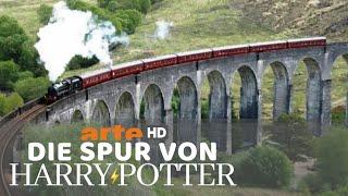 die SPUR von HARRY POTTER - arte Doku (NEU) Deutsch / Germany