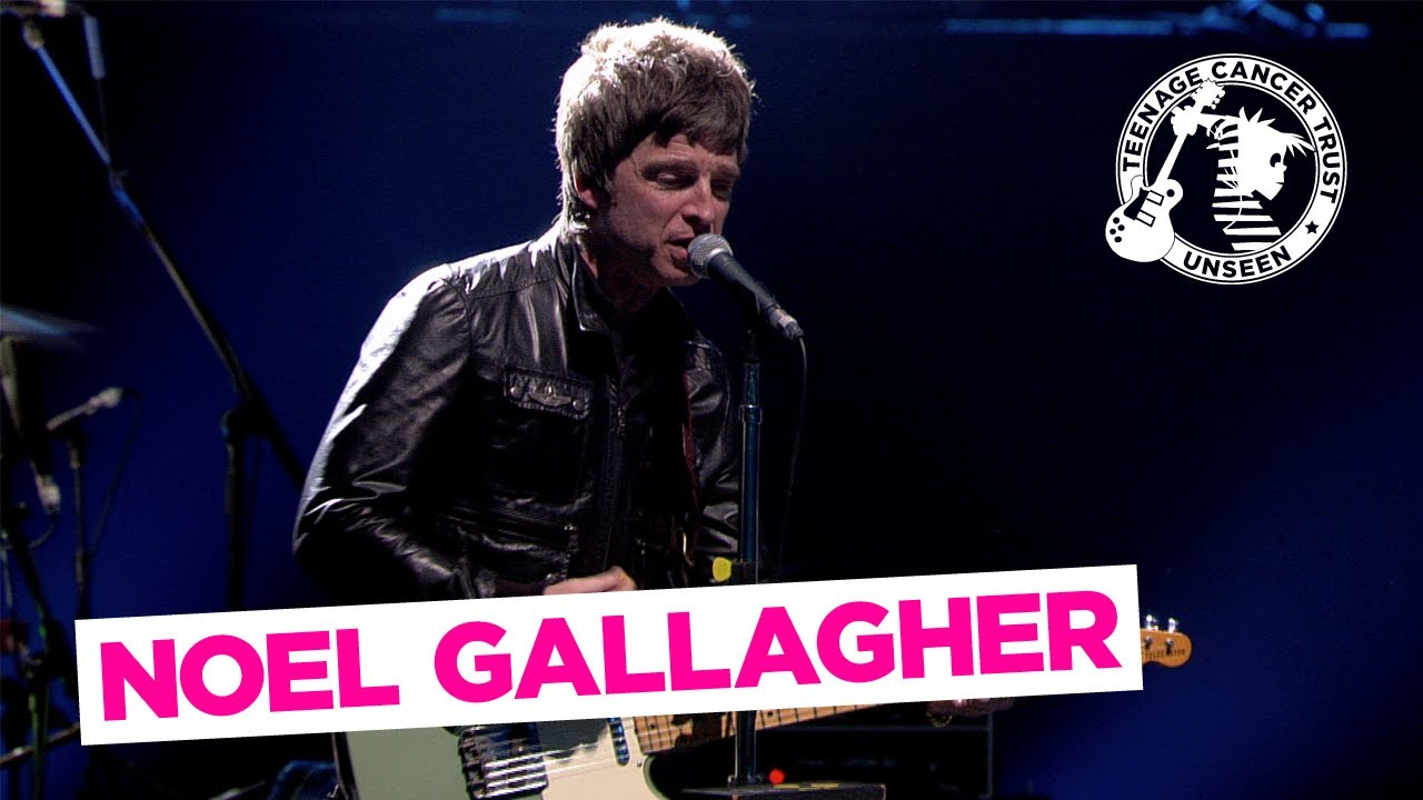 Lord Don't Slow Me Down - Noel Gallagher Live