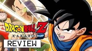 Dragon Ball Z Kakarot Review (Video Game Video Review)