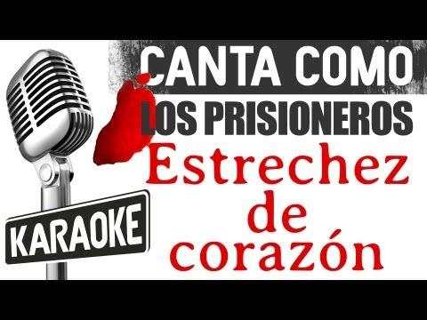 Los Prisioneros - Estrechez de Corazón con letra karaoke