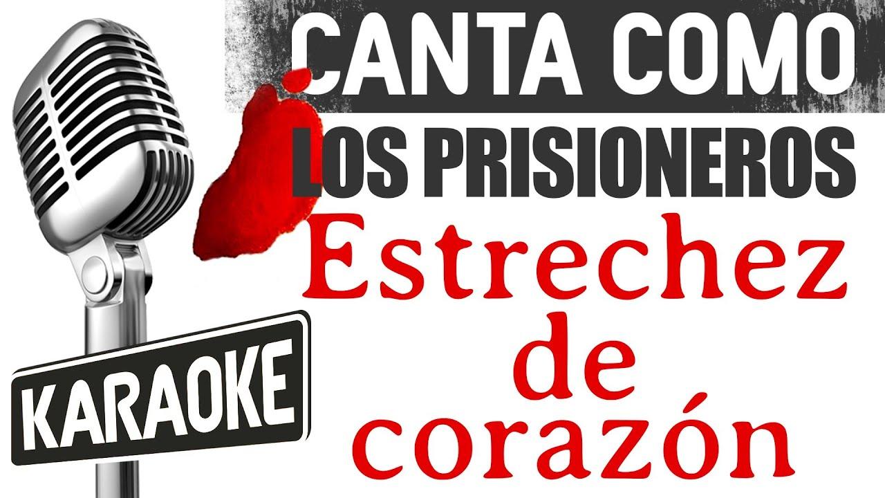 Mp3 Download Estrechez De Corazon Los Prisioneros: Estrechez De Corazón Con Letra Karaoke