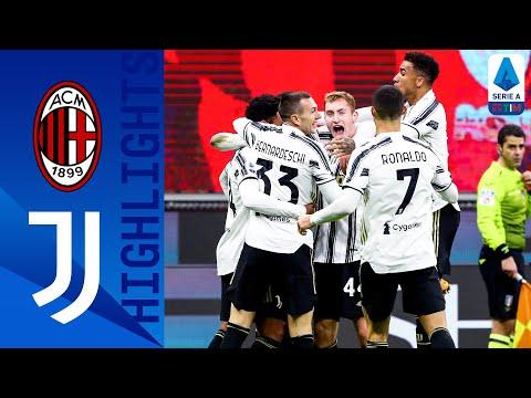 Milan 1-3 Juventus   La Juve sbanca San Siro: corsa allo Scudetto   Serie A TIM