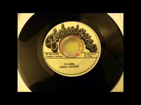 Johnnie Osbourne – Inflation + Version (Techniques 7