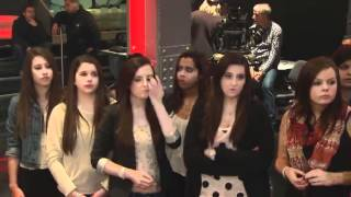 What happens when One Direction surprises 40 fans inside MuchMusic?...