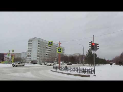 #Сосновоборск. Часть вторая. Город. 01.12.2019 года