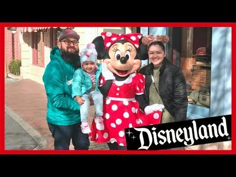 A day at Disneyland + California Adventure! | February 21, 2018