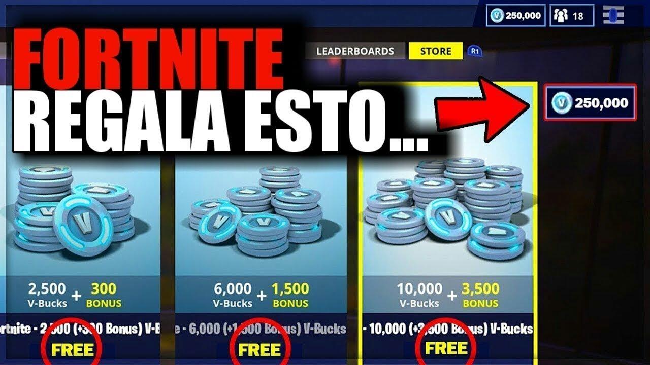 Como conseguir pavos gratis en fortnite//Truco Ps4, Pc, XboxOne