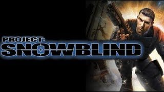 Project Snowblind All Cutscenes (Game Movie) 1080p 60fps