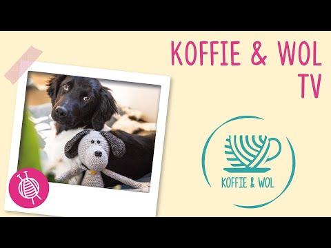 Knuffelhond Max Haken Youtube