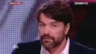 5 февраля 2016 года А.А. Ющенко принял участие в ток-шоу «Большинство»
