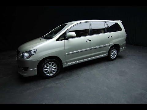 2013 Toyota Innova 2.0 V A/T